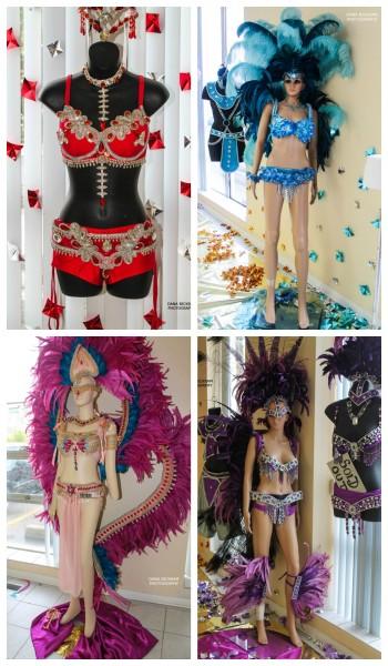 Caribana Costume Close-Ups – The John Bead & Craft Outlet